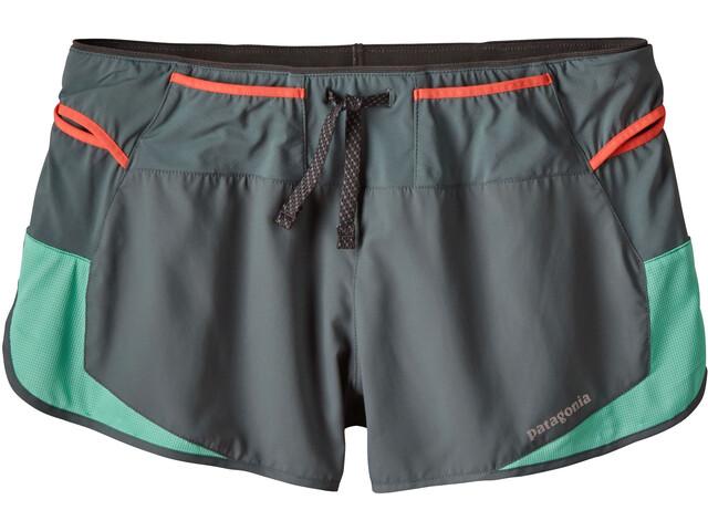 "Patagonia W's Strider Pro 2 1/2"" Shorts Nouveau Green"
